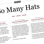 Blog :: So Many Hats